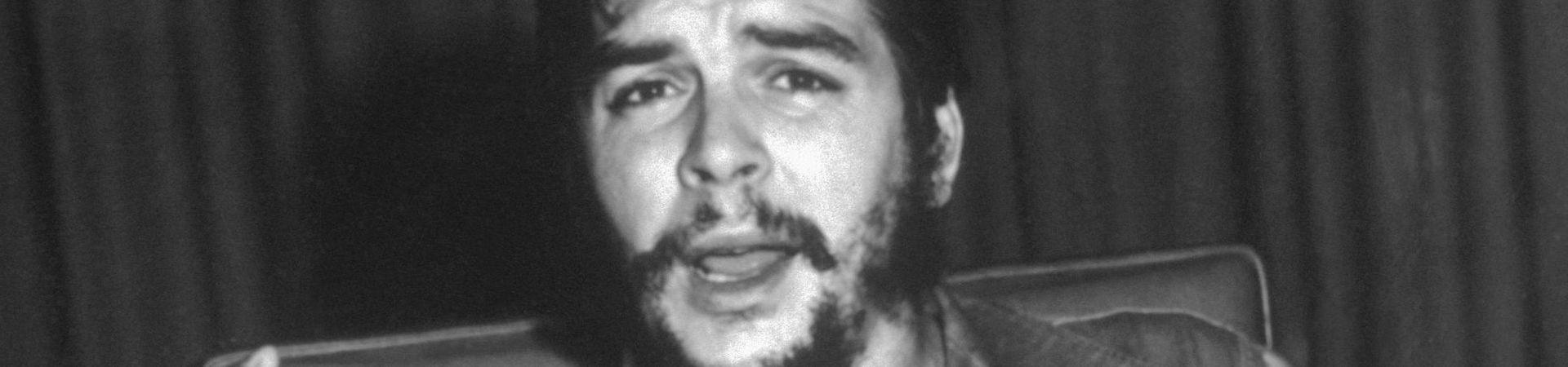 Photo du Che Guevara
