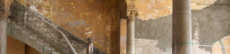 Vue de La Guarida à Cuba