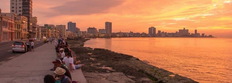 Malécon de Cuba