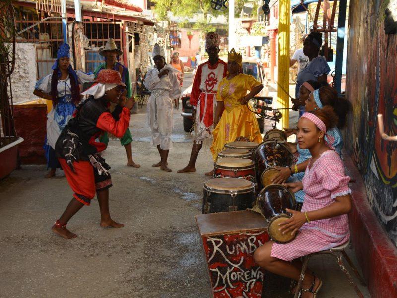 Découverte de la Callejón Hamel à La Havane